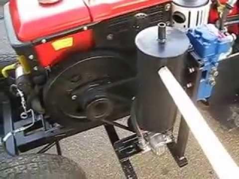 Гидравлика трактор своим руками