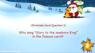 List Of All Christmas Carols E
