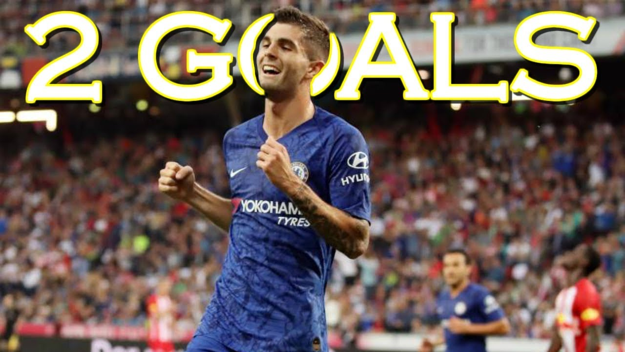Christian Pulisic is proving he's a 'really good one' for Chelsea