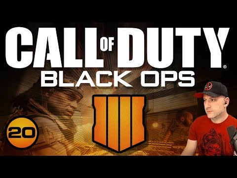 COD Black Ops 4 // PS4 Pro // Call of Duty Blackout Live Stream Gameplay // #20