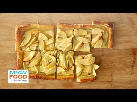 Rustic Apple Tart - Everyday Food with Sarah Carey
