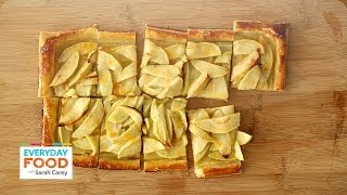 Rustic Apple Tart - Everyday Food With Sarah Carey