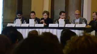 Presentación del libro La casa blanca de Peña Nieto por Carmen Aristegui