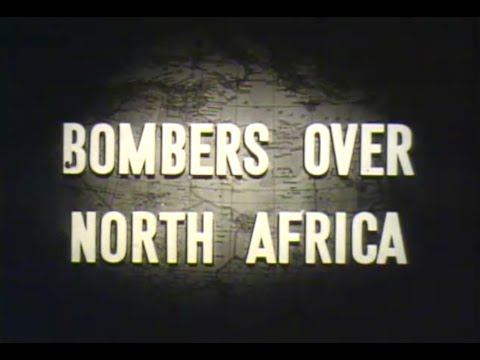 Bombers Over North Africa
