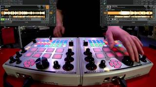 2 Electrix Tweakers DJ MIDI controllers with Traktor Pro