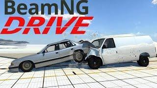 """Kurz angezockt #16 """"Beam NG DRIVE"""" ★ Let's play blind HD deutsch"""