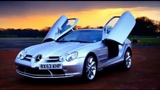 McLaren SLR Review - Top Gear - BBC