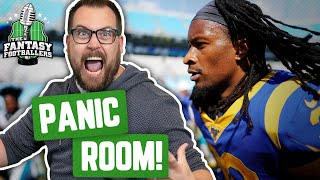 Fantasy Football 2019 - PANIC ROOM + Buy/Sell, Melvin Returns? - Ep. #782
