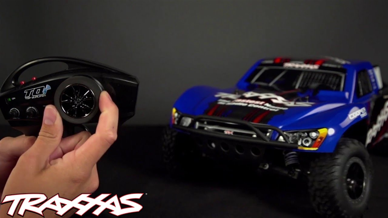 How To Reverse Steering Traxxas Support