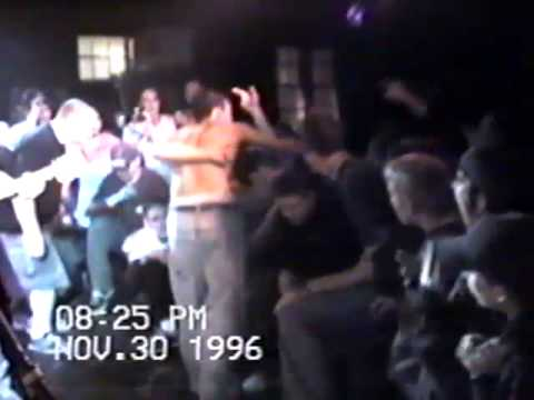 Line Of Fire @ Pearl St Nightclub, Northampton,MA Nov.30th 1996 - full set