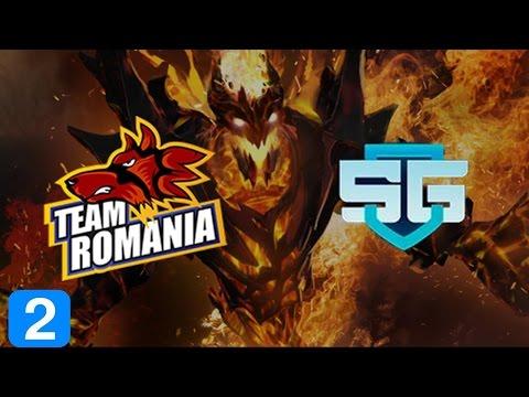 Highlights Romania vs SG e-sports Game 2 - Dota 2 WESG