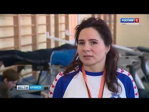 В Володарском районе Брянска открыли бассейн
