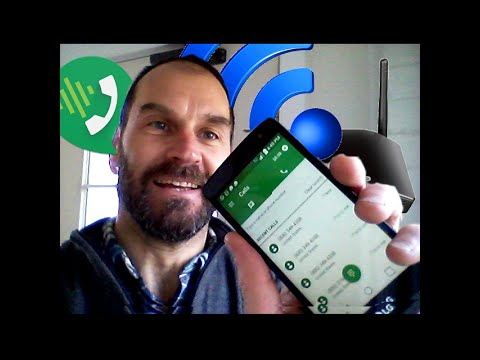 Reduce phone bill with Hangouts Dialer WiFi calls