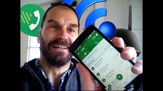 Reduce phone bill with Hangouts Dialer WiFi calls