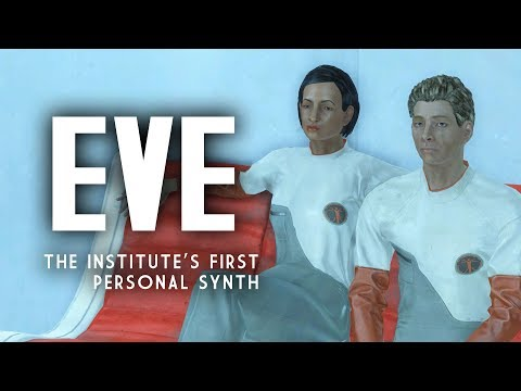 "Eve: The Institute's First ""Personal"" Synth - Fallout 4 Lore"
