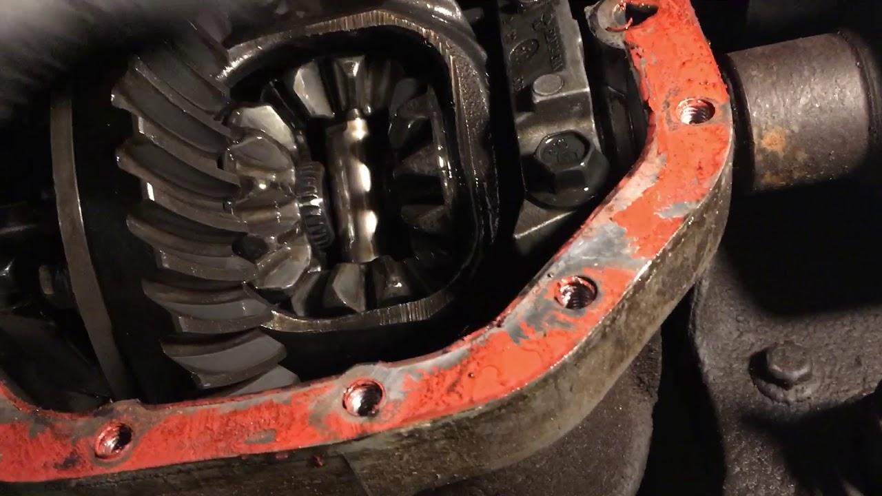 2002 Dodge Ram 1500 Intermediate shaft removal