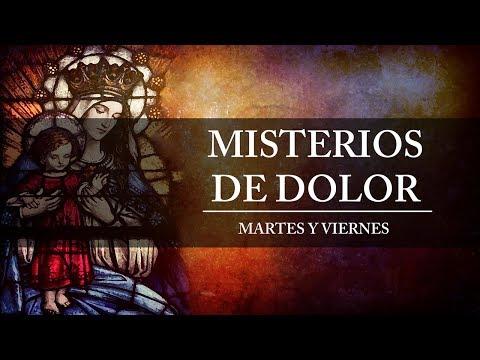 Santo Rosario en Video - Misterios de Dolor - Martes y Viernes