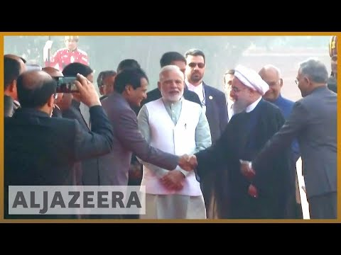 🇮🇳 🇮🇷 India\'s economy could feel effect of US sanctions on Iran   Al Jazeera English