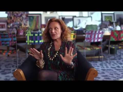 Fashion Firsts: Diane von Furstenberg Reveals the Moment that Launched Her Career