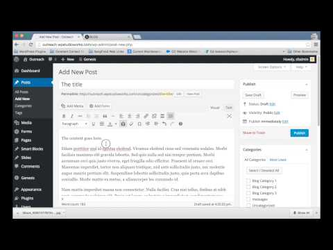 how-to-add-a-new-post-to-a-wordpress-website-blog