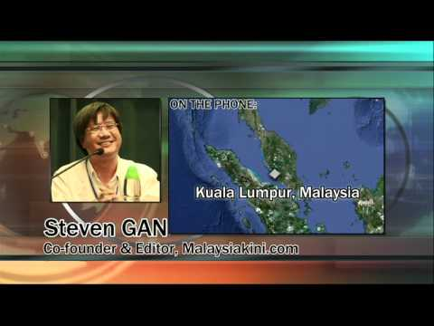 Global Journalist: Online Newspaper Bypasses Censorship in Malaysia
