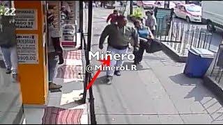 2 robos diarios en Izazaga y Pino Suárez CDMX