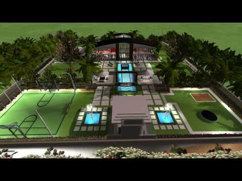 Full download modern pool presentation for 3d pool design software free download