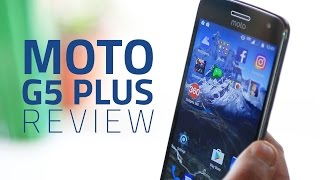 Moto G5 Plus Review | Camera, Specs, Price in India, and More