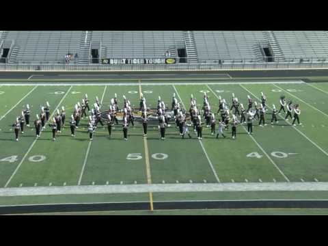 2016 Gladewater High School Marching Band - UIL Performance