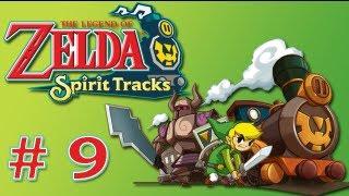 Guia Zelda - Spirit Tracks - # 9