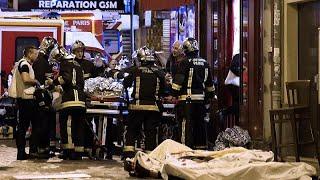 Пятая годовщина терактов в Париже