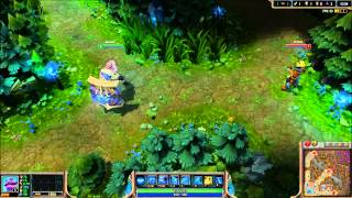 Braum Special Interactions ( Champs, E, Items )