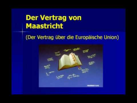 eurotopia 24 1992 der vertrag von maastricht youtube. Black Bedroom Furniture Sets. Home Design Ideas