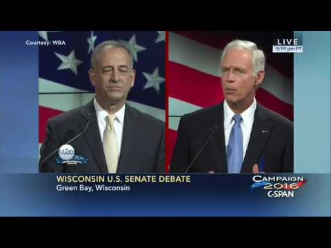 Ron Johnson Destroys Russ Feingold's ObamaCare Lies