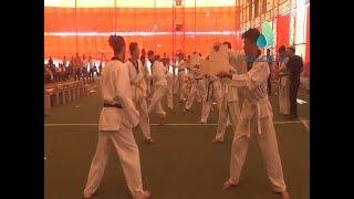 برعاية تحالف نينوى هويتنا رابطة الفنون القتالية تقيم مهرجانها الثاني في لعبة الرجل الحديدي
