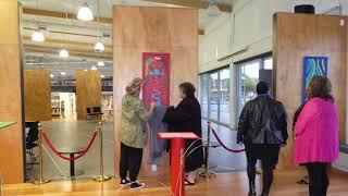 Horowhenua Lake Trust Exhibition Opening