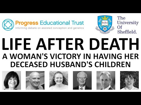 Life after Death: A Woman's Victory in Having Her Deceased Husband's Children