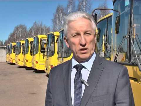 Представители ОНФ проверили техническое состояние автобусов, переданных МУП «ПАТП-1».