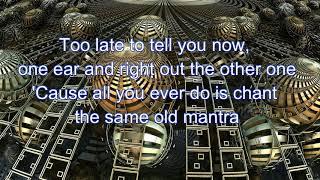Bring Me the Horizon - Mantra (Lyrics)