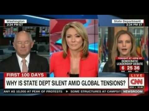 Why is the State Department Silent amid Global Tensions