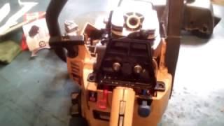 Ремонт бензопилы PARTNER 350