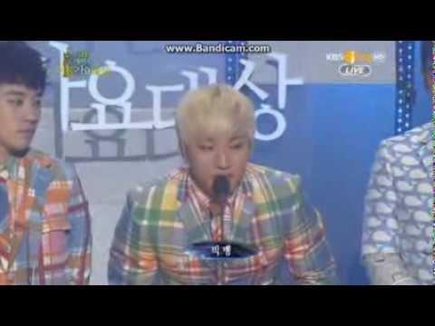 BIGBANG cut at 22th High1 Seoul Music Awards