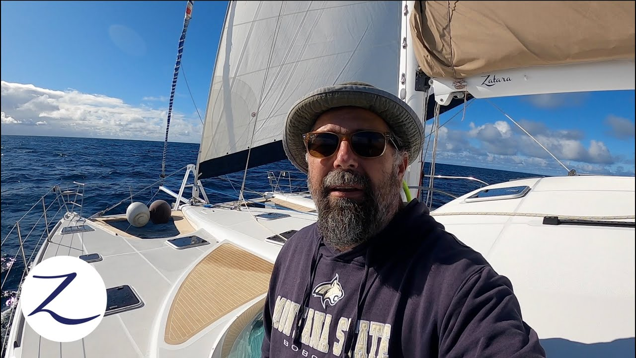 FINALLY FREE! Our Sailing Adventure Begins! (Ep 120)