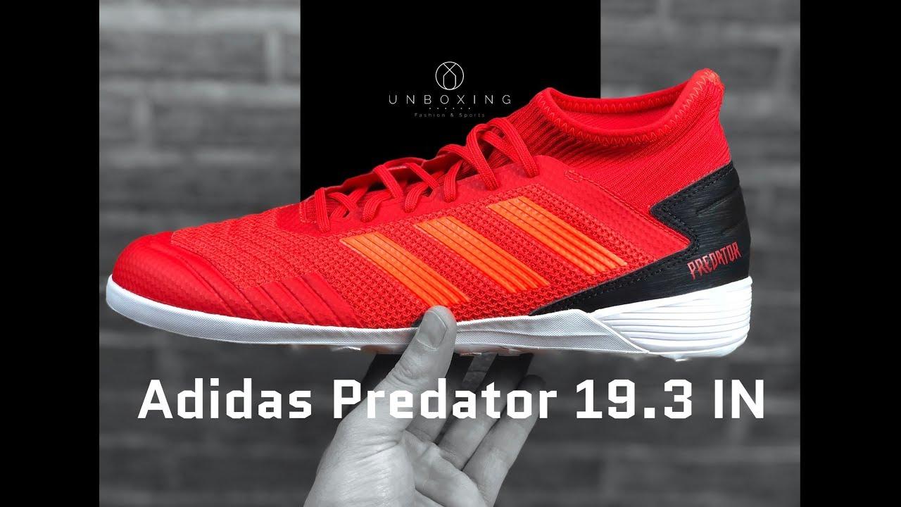 9527ccb98 Adidas Predator 19.3 IN  Initiator Pack