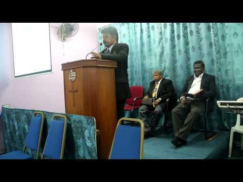 PR MANOAH SHAH ALAM CHURCH