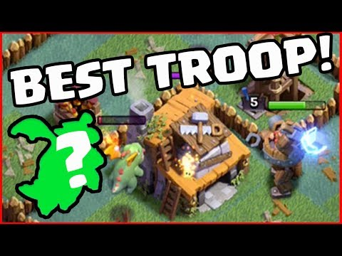 BEST TROOP in the Builders Village! (USE THIS NOW) | Clash of Clans UPDATE