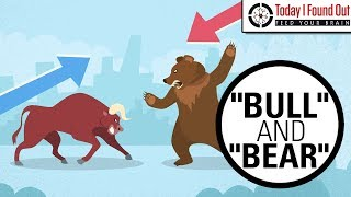 Why are Bull and Bear Markets Called That?