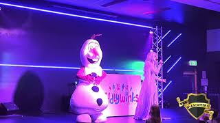Snowman & Snow Queen Show