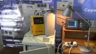 видео Инвертор Cyber Power CPS1500 PIE