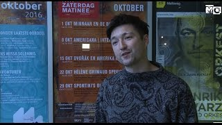 Zacharias Falkenberg, Winnaar Rogier van Otterloo Award